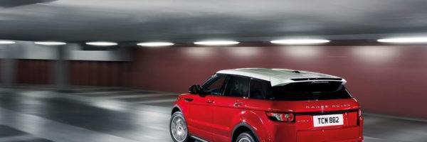 Новый Range Rover Evoque